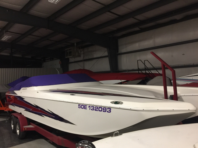 2003 Eliminator 25 Daytona: SOLD