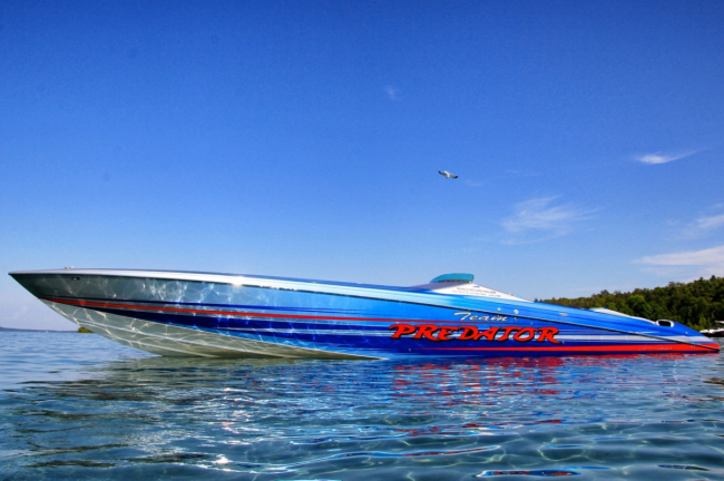 2009 Nor-tech 5000 Supervee Diesel: ONLY $289,900 USD!!