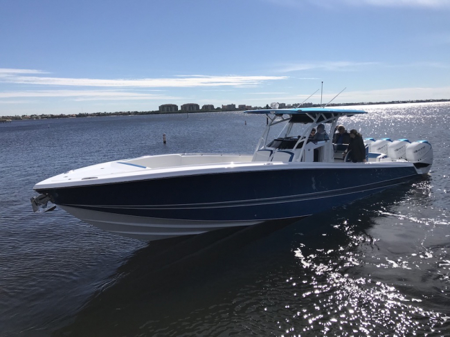 2018 Nor-Tech 390 Sport: SOLD