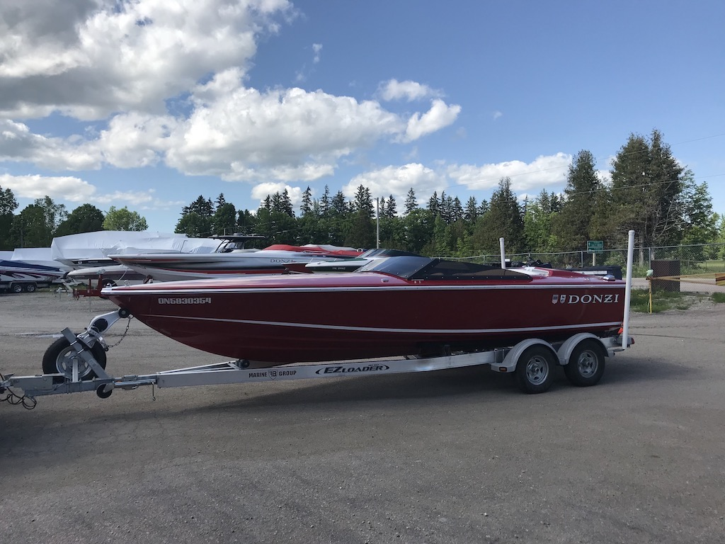 Donzi For Sale >> 2017 Donzi 22 Classic Sold Boats For Sale Price 63 900