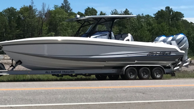 2019 Nor-tech 340 Sport: Available for Immediate Delivery