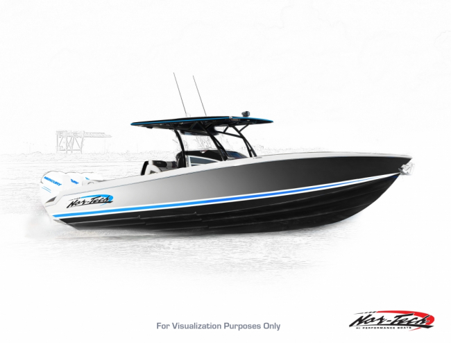 2019 Nor-Tech 340 Sport Hull 162: SOLD
