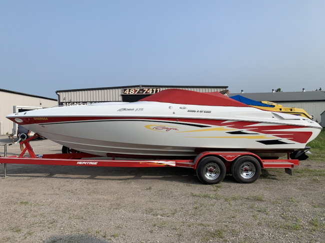2006 Baja 275 Boss: Immaculate 127 Hour Boat: SOLD