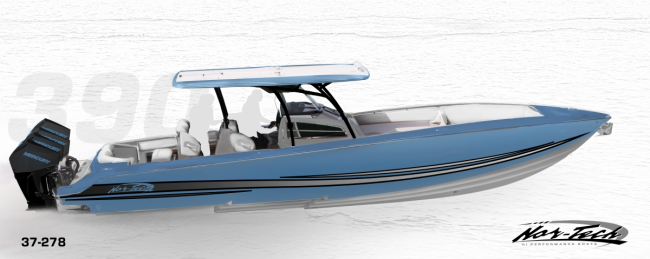 2021 Nor-Tech 390 Sport Hull 278:Sold