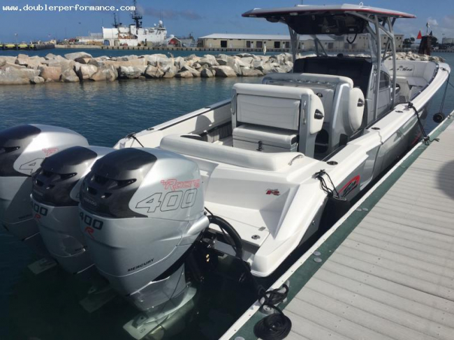 2016 Nor-tech 390 Sport: SOLD
