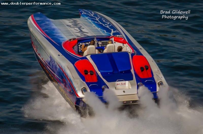 2003 Nor-tech 3600 Supercat: Perfect Storm. REDUCED
